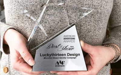 AAAwards Best of Show : MicroGirl Brand Campaign (and a more thoughtful acceptance speech)